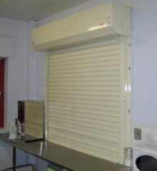 Fire Resisting Roller Shutters