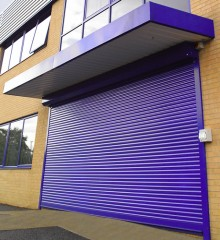 Roller Shutter Doors in Southend-On-Sea