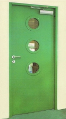 Hinged Steel Fire Resisting Door